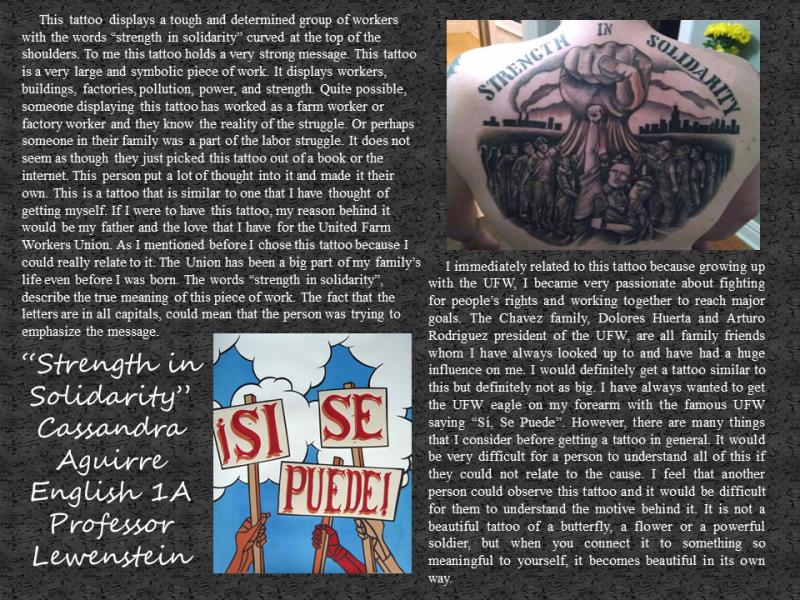 Cassandra - tattoo blog