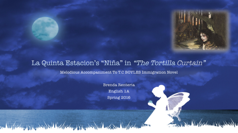the role and significance of tc boyle in the novel tortilla curtain