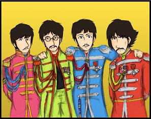 Beatles (297-235)