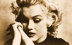 Marilyn - thoughtful